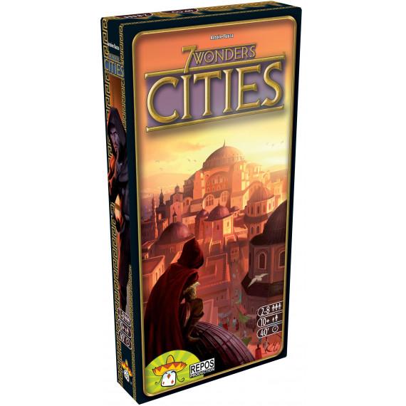 7 Чудес. Города (7 Wonders. Cities) (доп.)