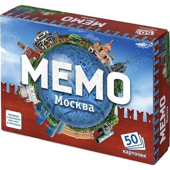 """Мемо """"Москва"""""""