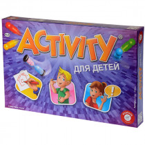 Активити(Activity). Вперед для детей