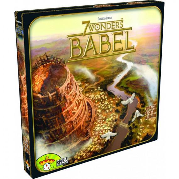 7 чудес. Вавилон (Seven Wonders Babel) (доп.)