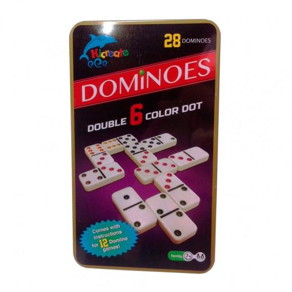 Домино в жестяной коробке