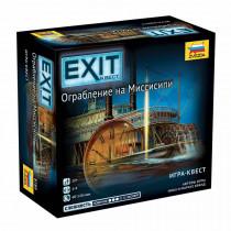 EXIT Квест. Ограбление на Миссисипи